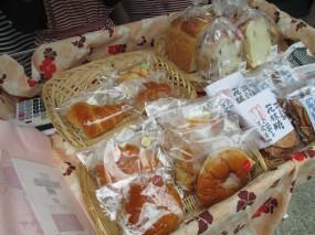 とってもおいしい手作りパンです(^○^)